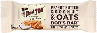product image for Bob's Red Mill Peanut Butter Coconut & Oats Bob's bar - Single bar, 1.76 Oz