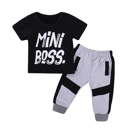 deef0630d Boys' Clothing (Newborn-5T) USA Toddler Kids Baby Boys Tops T-shirt Camo  Pants 2Pcs Outfits Set ...