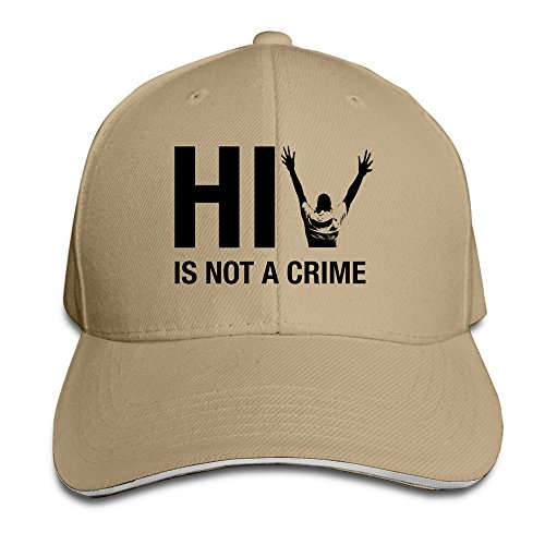HIV IS NOT A CRIME Hat Unisex-Adult Freestyle Snapback (Darth Vader Pumpkin Carving)