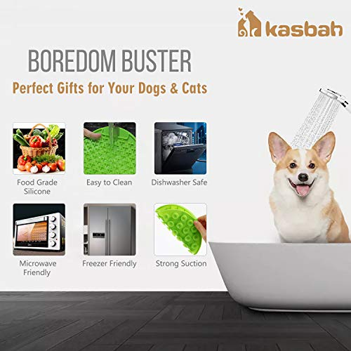 KASBAH Lick Mat for Dog
