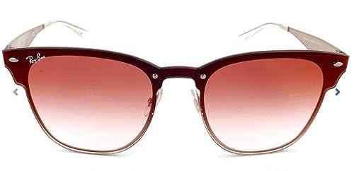 Amazon.com: Ray-Ban RB3576N Blaze Clubmaster - Gafas de sol ...