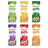 Happy Baby Organic Superfood Puffs Variety