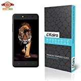 Kaira Pro+ Tempered Glass Screen Protector For Coolpad Note 3 Lite 5 Inch (Clear HD)