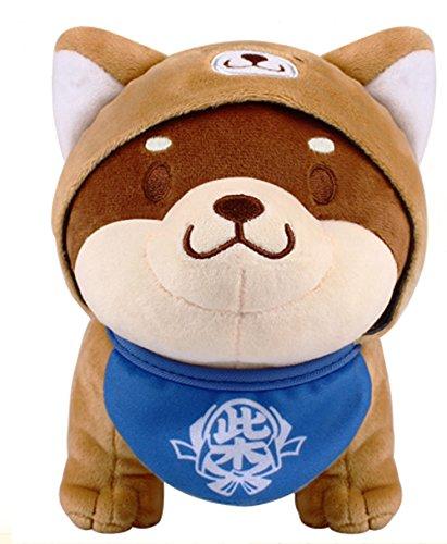 Cute Corgi / Shiba Inu Dog Soft Plush Toy Doll Pillow Cushion (Dog Corgi Doll)