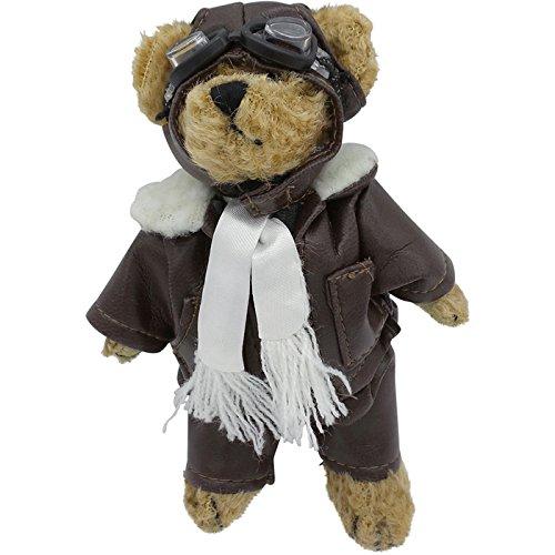 Aviator Bear - Unipak Plush Pilot Bear 6