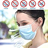 Disposable Face Mask, Face Masks of 50 Pack
