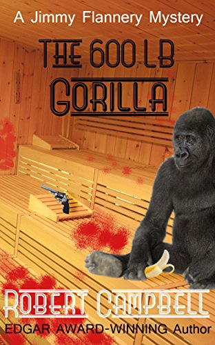 book cover of The 600 Pound Gorilla