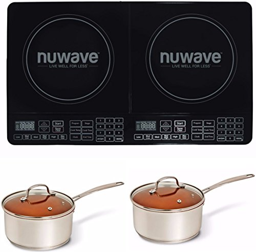 induction cooktop double oven - 9