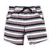 Hudson Baby Unisex Baby Cotton Bodysuit, Shorts and