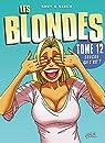 Les Blondes, Tome 12 : Coucou qui c'est ? par Guéro