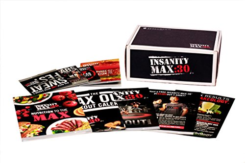 Shaun Ts INSANITY MAX Workout product image