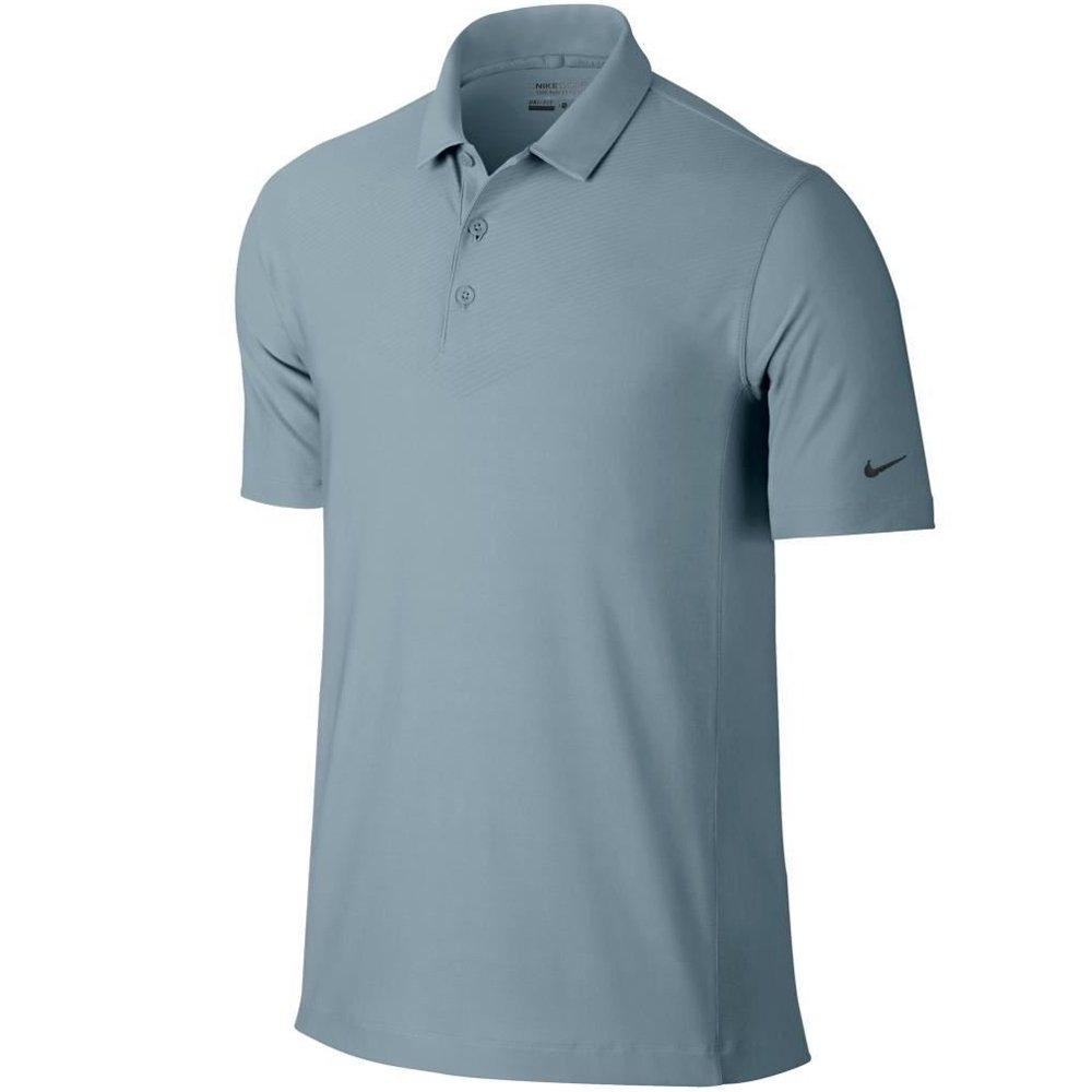Nike Mens Tech Embossed Polo Shirt