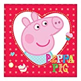 Peppa Pig Party Time Napkins 16pk