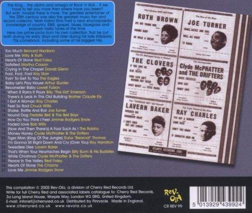 Roots of Elvis by Rev-Ola