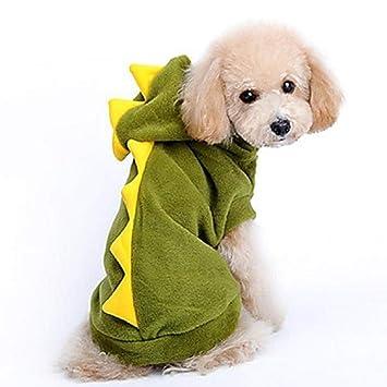 Robemon Pet Clothes Dog Cat Costume Apparel Puppy Fashion Cute Unisex Christmas Comfortably Vest Cotton