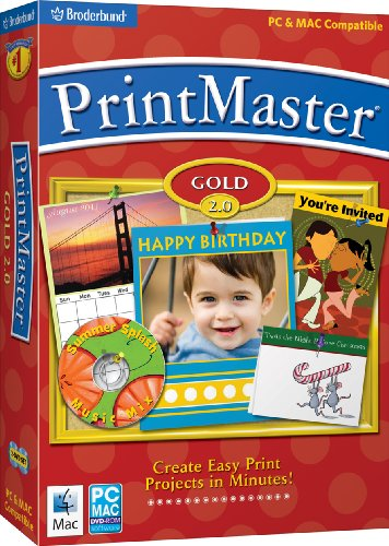 Encore Software Printmaster 2012 Gold product image