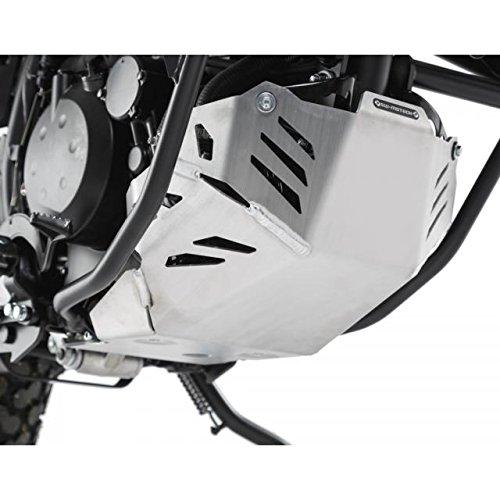 SW-MOTECH Aluminum Skid Plate Engine Guard for Kawasaki KLR650 '08-'16