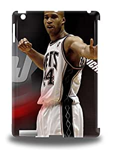 Defender 3D PC Case With Nice Appearance NBA Brooklyn Nets Richard Jefferson #24 For Ipad Air ( Custom Picture iPhone 6, iPhone 6 PLUS, iPhone 5, iPhone 5S, iPhone 5C, iPhone 4, iPhone 4S,Galaxy S6,Galaxy S5,Galaxy S4,Galaxy S3,Note 3,iPad Mini-Mini 2,iPad Air )