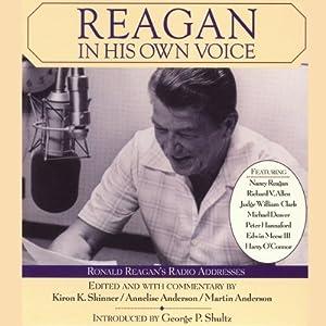 Reagan in His Own Voice Audiobook