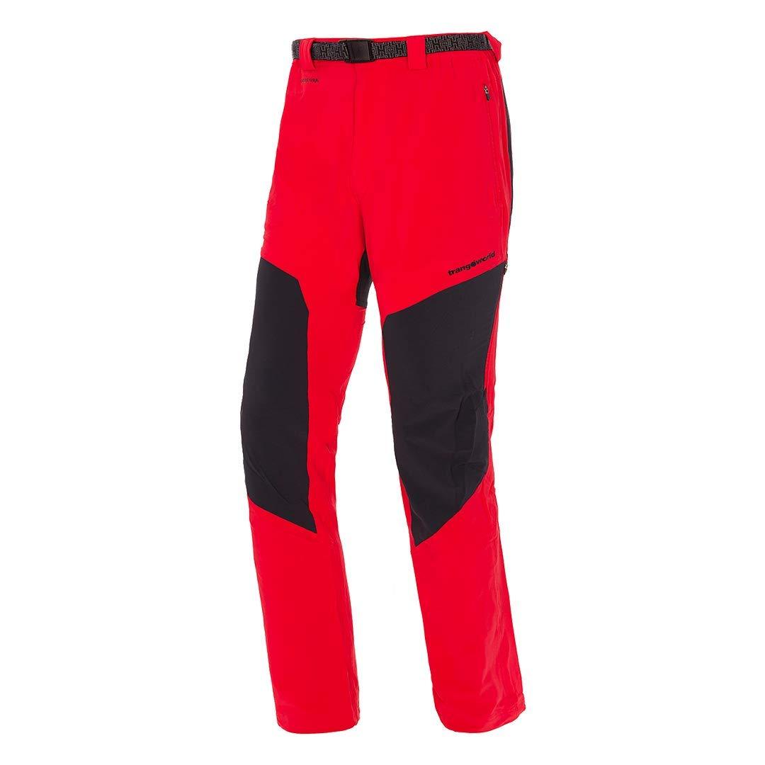 High Risk rouge noir Taille 2XL+ 5 Trangoworld Muley Pantalon Homme