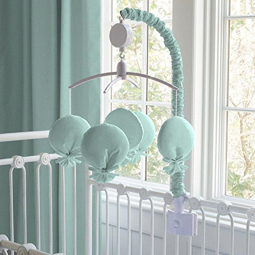 Carousel Designs Solid Seafoam Aqua Mobile by Carousel Designs