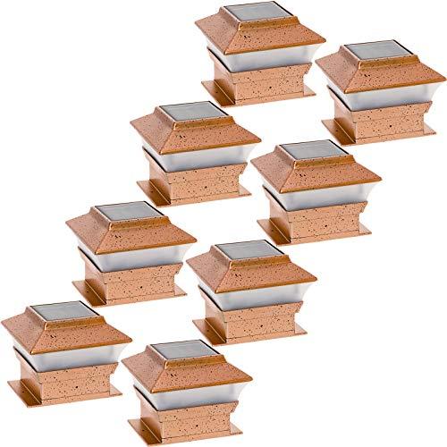 Copper Outdoor Solar Lighting in US - 5