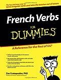 French Verbs, Zoe Erotopoulos, 0471773883