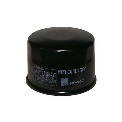 HIFLO FILTRO HF147 Premium Oil Filter: Automotive