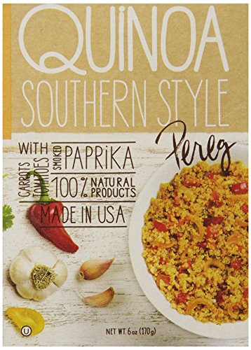Pereg Gourmet Quinoa, Southern Style, 6-Ounce