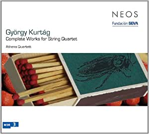 Complete Works for String Quartet