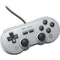 InnerSetting 8Bitdo SN30 Pro USB przewodowy gamepad wibracyjny kontroler wibracyjny do przełącznika PC para