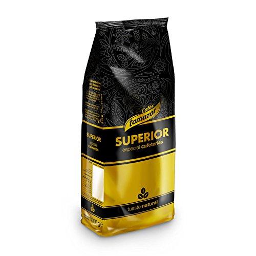 Tamazor - Café En Grano Superior Especial Cafeteria 80/20 - 1000 g.: Amazon.es: Alimentación y bebidas