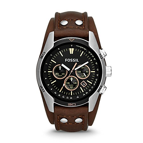 fossil-mens-ch2891-coachman-chronograph-brown-leather-watch