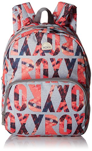 Roxy Always Core Backpack, Ax Heritage Heather Liquid Leather