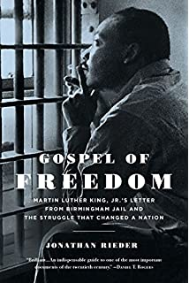 martin luther king letter from birmingham jail summary