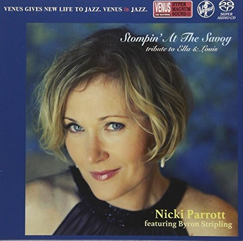 SACD : Nicki Parrott - Stompin At The Savoy (Japan - Import)