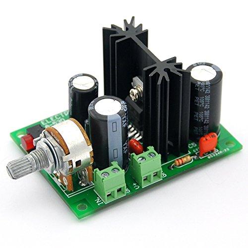 Electronics-Salon Mono 10W Audio Amplifier Module, Based on TDA2003 A. for Car Radio etc.