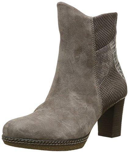 Gabor Ankle Genius Women's Boots Grey 0Erw70qSOx