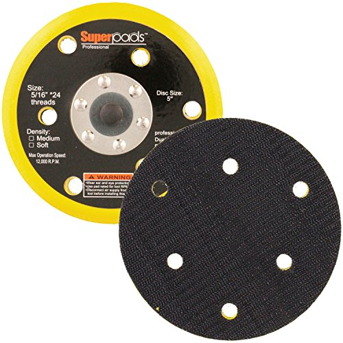 Dual Action Backing Plate - 5