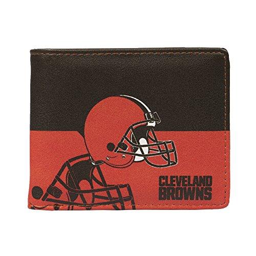 NFL Cleveland Browns Bi-fold Wallet