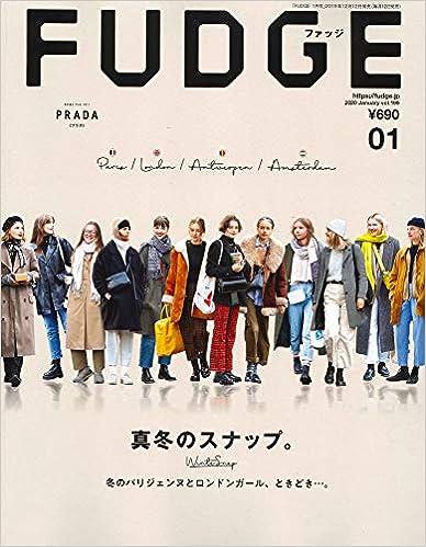 FUDGE雑誌