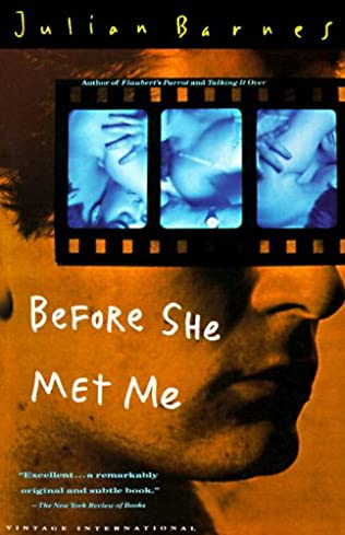 book cover of Before She Met Me