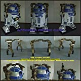 R2-D2 Fiberglass Life Size Deluxe Sailbarge Statue Star Wars Prop