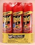 Best Johnson Roach Killer Sprays - Raid Ant and Roach Spray 3 Pack Review