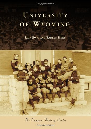 Download University of Wyoming (Campus History) ebook