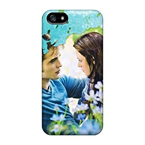 For NikRun Iphone Protective Case, High Quality For Iphone 5/5s Twilight Skin Case Cover