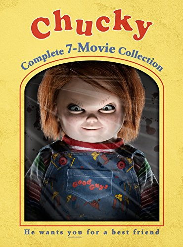 Chucky: Complete 7-Movie Collection -  DVD, Tom Holland, Catherine Hicks
