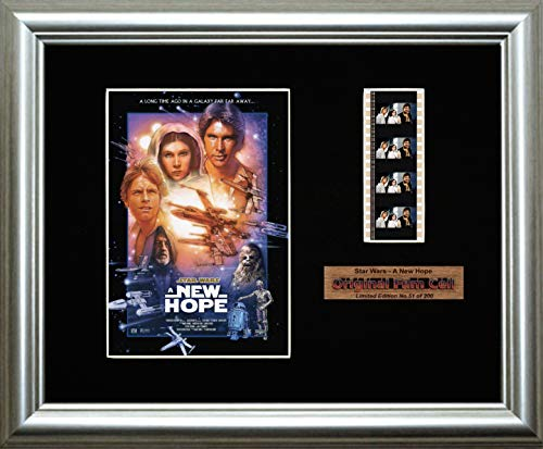 Star Wars - A New Hope - Framed filmcell picture (s) ()