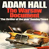 The Warsaw Document: Quiller, Book 4   Adam Hall