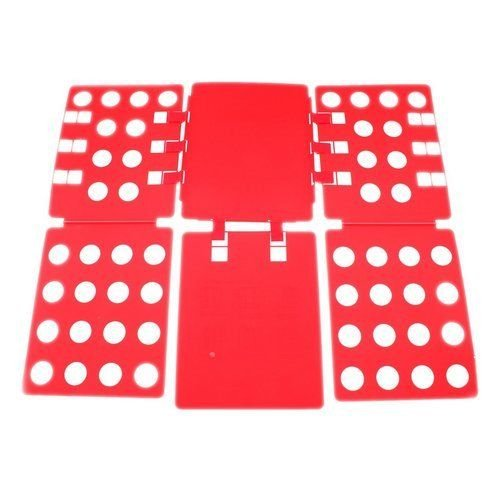 Clothes folders T Shirt Fold Board RED - 6